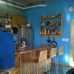 Crash Pad kitchen